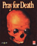 Pray for Death DOS Front Cover