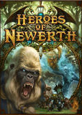 Heroes of Newerth Linux Front Cover S2 Games release