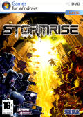 Stormrise Windows Front Cover