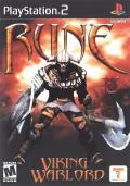 Rune PlayStation 2 Front Cover