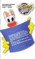 Arcade Trivia Quiz ZX Spectrum Inside Cover