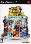 Capcom Classics Collection: Volume 2 PlayStation 2 Front Cover