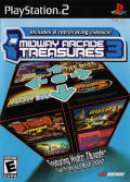 Midway Arcade Treasures 3 PlayStation 2 Front Cover