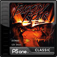 Bloody Roar PlayStation 3 Front Cover