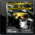 Command & Conquer PlayStation 3 Front Cover