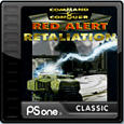 Command & Conquer: Red Alert - Retaliation PlayStation 3 Front Cover