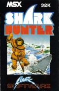 Shark Hunter MSX Front Cover