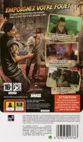 Indiana Jones and the Staff of Kings PSP Back Cover