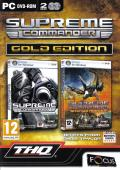 Supreme Commander (Gold Edition) Windows Front Cover
