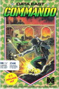 Commando PC Booter Front Cover