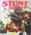 Stunt Island DOS Front Cover