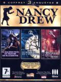 Nancy Drew: Coffret 3 Enquêtes Windows Front Cover