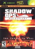 Shadow Ops: Red Mercury Xbox Front Cover