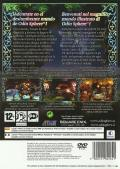 Odin Sphere PlayStation 2 Back Cover