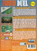 Fighter Duel: Special Edition DOS Back Cover