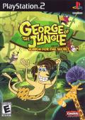 George of the Jungle and the Search for the Secret PlayStation 2 Front Cover