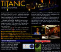 Titanic: Adventure Out of Time Windows Other Jewel Case - Back