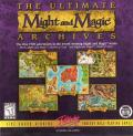 Ultimate Might and Magic Archives Windows Other Jewel Case - Front