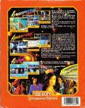 B.A.T. DOS Back Cover