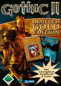 Gothic II: Limited Gold Edition Windows Front Cover