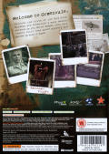 Deadly Premonition Xbox 360 Back Cover