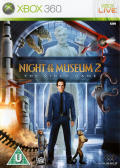 Night at the Museum: Battle of the Smithsonian Xbox 360 Front Cover
