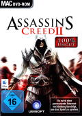 Assassin's Creed II Macintosh Front Cover