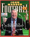 John Madden Football II DOS Front Cover