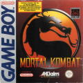 Mortal Kombat Game Boy Front Cover