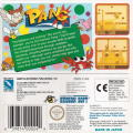 Pang Game Boy Back Cover