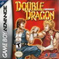 Double Dragon Game Boy Advance Front Cover