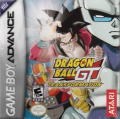 Dragon Ball GT: Transformation Game Boy Advance Front Cover