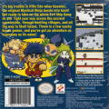 Mystical Ninja Starring Goemon Game Boy Back Cover