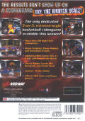 NBA Hoopz PlayStation 2 Back Cover