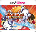 Animal Boxing Nintendo DSi Front Cover