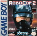 RoboCop 2 Game Boy Front Cover