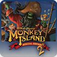 Monkey Island 2: LeChuck's Revenge - Special Edition PlayStation 3 Front Cover