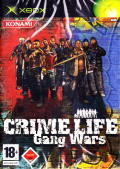 Crime Life: Gang Wars Xbox Front Cover