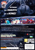 The King of Fighters XII Xbox 360 Back Cover