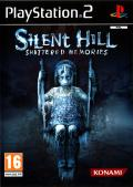 Silent Hill: Shattered Memories PlayStation 2 Front Cover