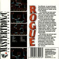 Rogue DOS Back Cover