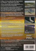 X-Plane 8 Linux Back Cover