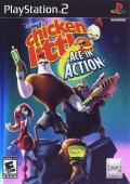 Disney's Chicken Little: Ace in Action PlayStation 2 Front Cover