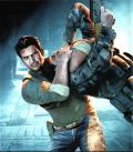 Uncharted 2: Among Thieves PlayStation 3 Inside Cover
