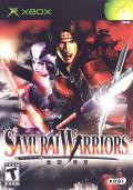 Samurai Warriors Xbox Front Cover
