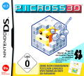 Picross 3D Nintendo DS Front Cover