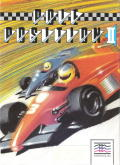 Pole Position II DOS Front Cover