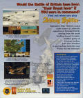 Achtung Spitfire Macintosh Back Cover