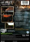 Medal of Honor: Rising Sun Xbox Back Cover