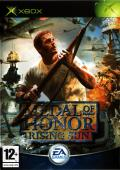 Medal of Honor: Rising Sun Xbox Front Cover